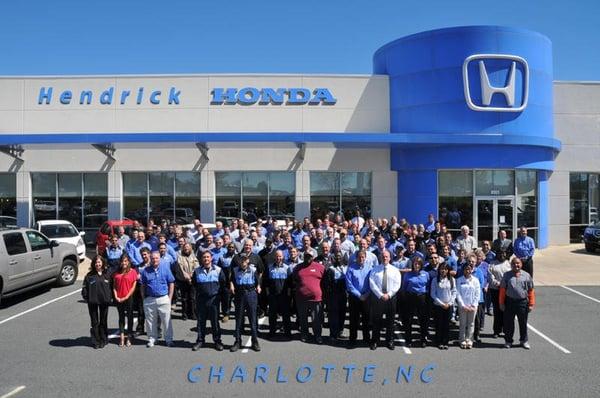 Hendrick Honda Starmount Charlotte Nc Yelp