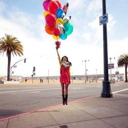The Balloon Lady - Potrero Hill - San Francisco, CA | Yelp