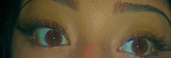 Lash Cluster. They came out great! Love it!