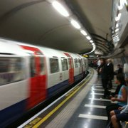 Bakerloo Line, mind the gap!