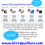 bizzyauctions.com