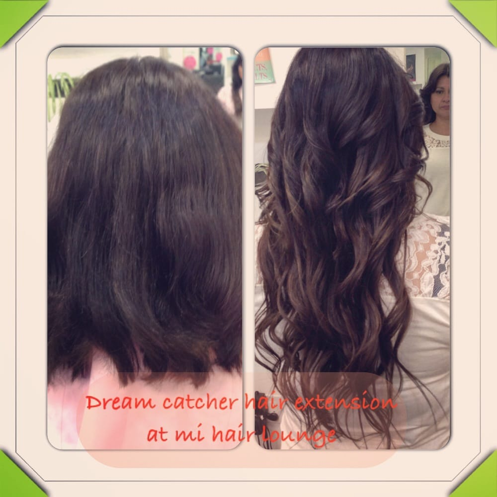 Dream Catchers Hair Extensions At Mi Hair Lounge Yelp