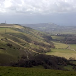 Devil's Dyke, Brighton, UK