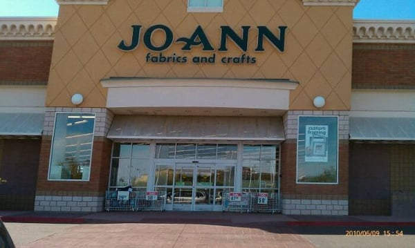 Jo ann fabric and craft fabric stores mesa az yelp for Joann craft store near me