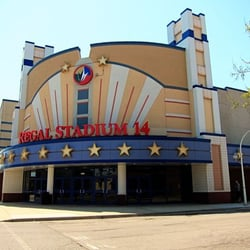 Regal City North Stadium 14 IMAX & RPX, Chicago movie times and showtimes. Movie theater information and online movie tickets.5/5(1).