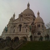 Late afternoon at Sacre Coeur