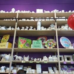 as you wish pottery painting place party event On ceramic painting places