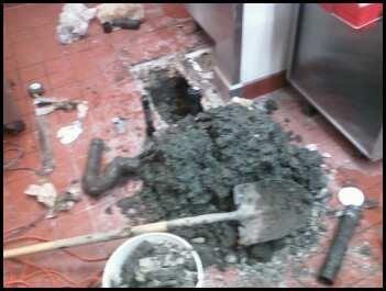 Restaurant Floor Sink Repair With P Trap Yelp
