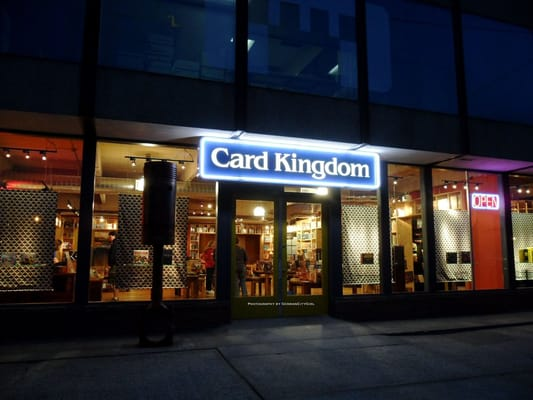card kingdom ballard