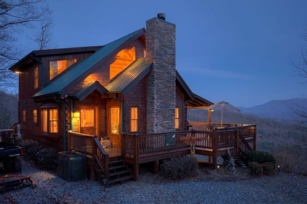 Blue Sky Cabin Rentals - Vacation Rental Agents - Ellijay ...