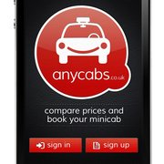 Anycabs, London