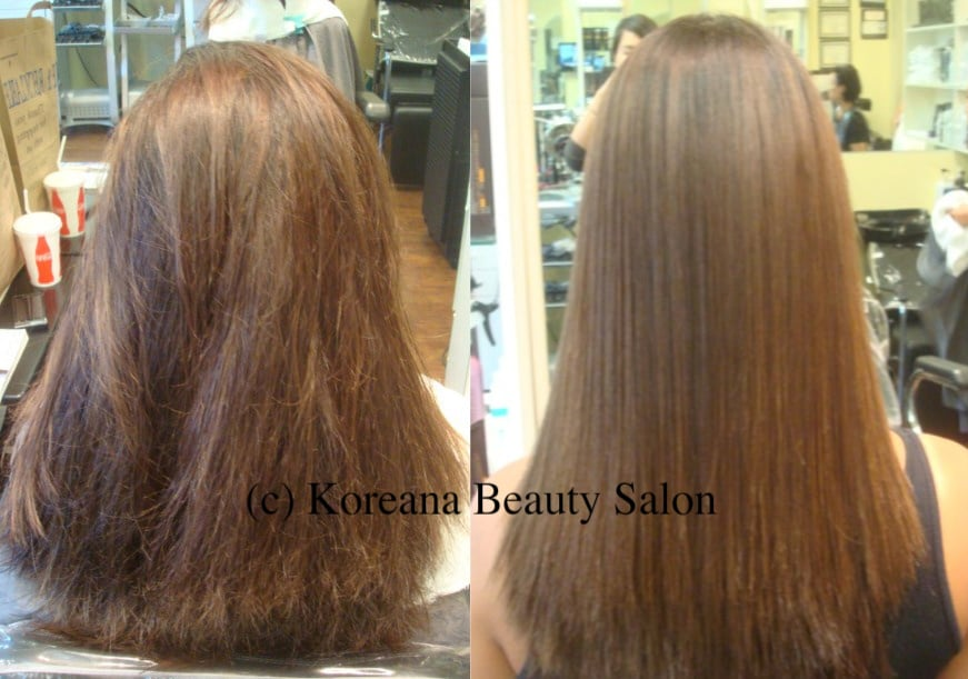 Beauty Choice Salon Specializing In Japanese Straight Perm