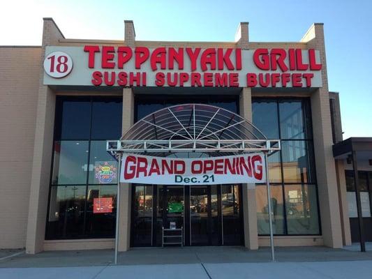 Teppanyaki Grill Sushi Supreme Buffet - 118 Reviews ...