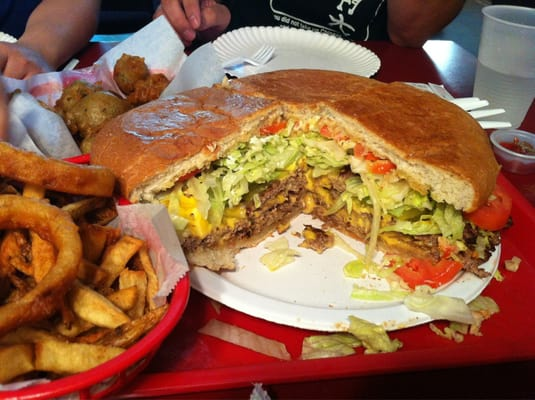 Bobby J's Old Fashioned Hamburgers - Helotes, TX, United States ...