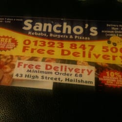 Sanchos, Hailsham, East Sussex