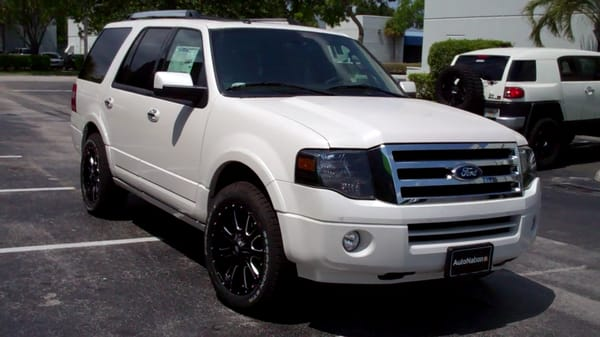 Gus Machado Ford Service >> 2013 Ford Expedition | Yelp