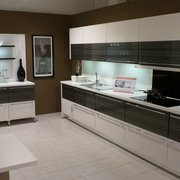 moderne k chen von nobilia. Black Bedroom Furniture Sets. Home Design Ideas