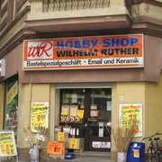 Hobbyshop Wilhelm Rüther, Berlin
