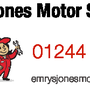 Emys Jones Moter Services