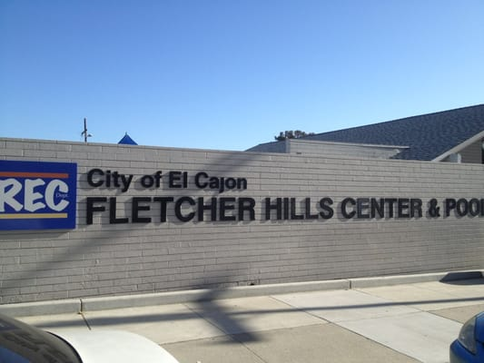 Fletcher Hills Center Pool Swimming Lessons Schools El Cajon Ca Yelp