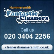 Hammersmith Cleaners, London