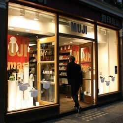 Muji Fashion London Yelp