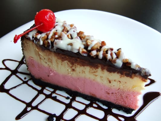 Banana Split Cheesecake | Yelp
