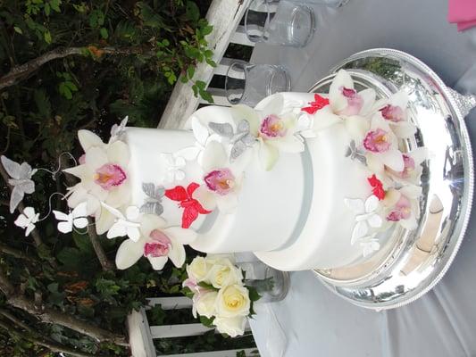 fred meyer wedding cakes