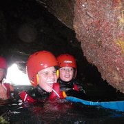 Explore Pembrokeshire sea caves