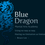 Blue Dragon Lausitz