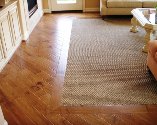Combination of carpet & Hardwood | Yelp