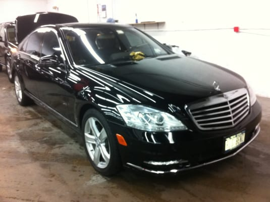 2010 mercedes benz s550 looking flawless yelp for Best wax for black mercedes benz