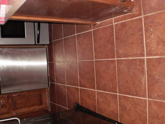 Imported Spanish Tile Kitchen Floor Yelp