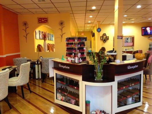 T k nail design burlington ma united states yelp - Burlington nail salons ...