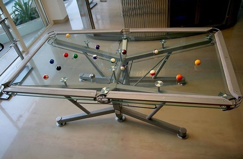 Unique Glass Top Pool Tables Yelp