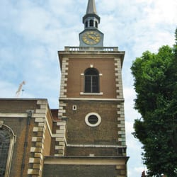 St James Church, London