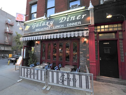 Galaxy Diner Hell S Kitchen