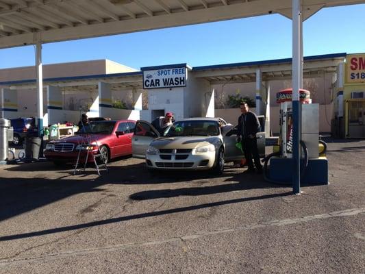 Hand Car Wash Henderson Nv