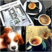 Coffee, canines and (impeccable) customer service, at Kaffeine.