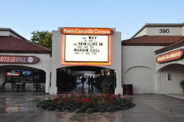 Paseo camarillo movie theater