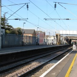 Waltham Cross Railway Station, Waltham Cross, Hertfordshire