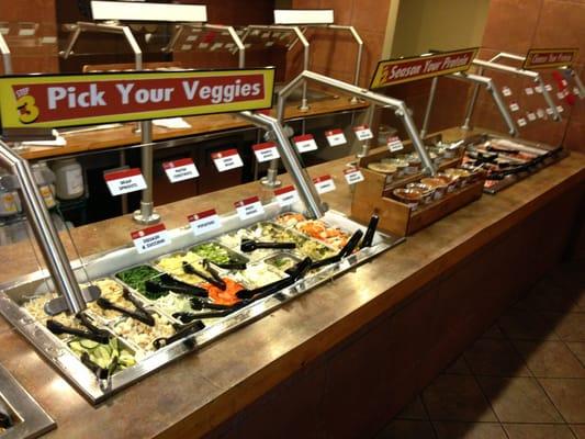 Food Near Wichita Falls Tx