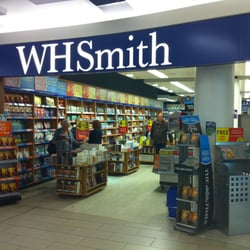 W H Smith Retail, London Gatwick, West Sussex