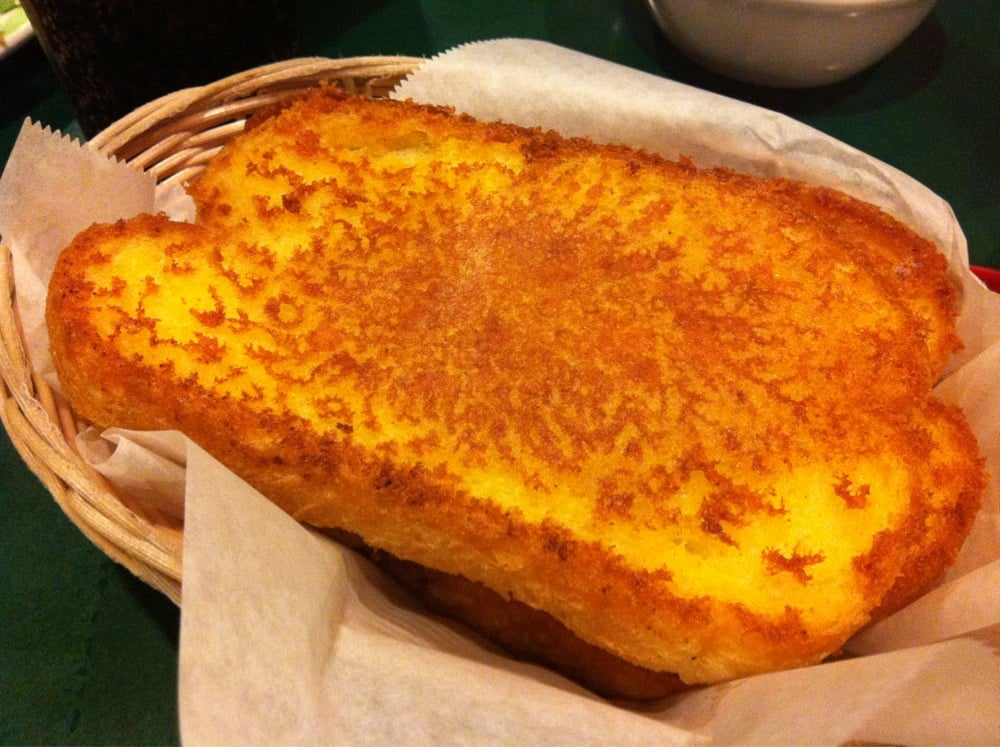 Cheese Toast! Pretty much the sole reason u come to Sizzler | Yelp