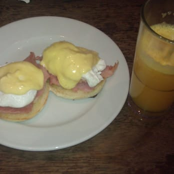 Good benny and the orange juice of kings. (sounds like a book title)