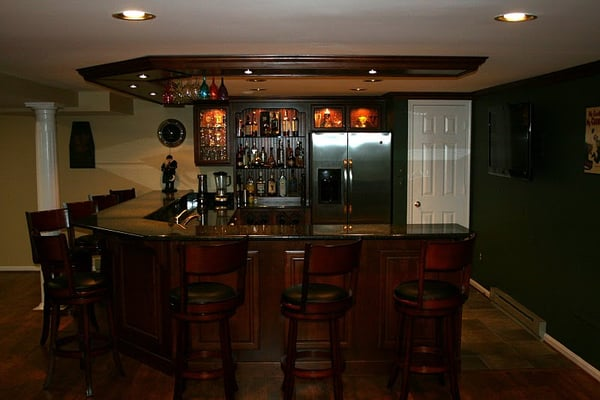 basement bar remodeling images frompo