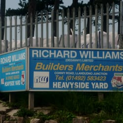 Richard Williams, Llandudno Junction, Conwy