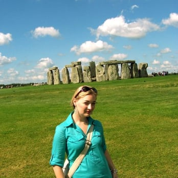 I basically paid $30 to have this picture taken. Yep. There I am. By Stonehenge Impressed? No? Yeah, neither were we.
