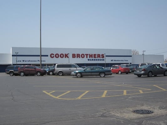 Cook Brothers Warehouse Wholesale Stores
