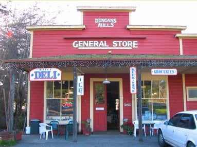 old general store front - photo #41